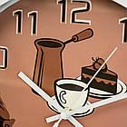 """Часы """"Кофемания"""" (30см) (2003-010), фото 3"""