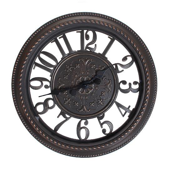 Классические настенные часы круг 40,6 см (2005-011)
