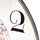 """Интерьерные часы в стиле Прованс  """"Летние краски"""" (29см) (008AL), фото 2"""