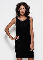 Платья ISSA PLUS 6147 S черный