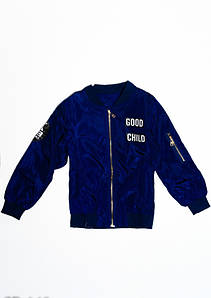 Куртки ISSA PLUS CD-145 8 лет (123-128р) синий