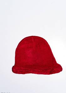 Дитячі шапки ISSA PLUS 7941 Універсальний червоний