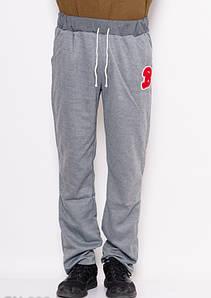 Спортивные штаны ISSA PLUS GN-333 S серый