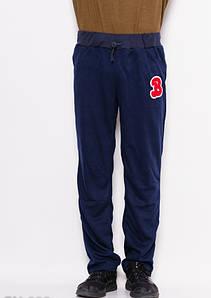Спортивные штаны ISSA PLUS GN-333 S темно-синий