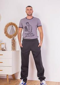 Спортивные штаны ISSA PLUS GN-405 S темно-серый