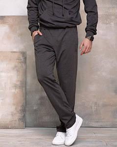 Спортивные штаны ISSA PLUS GN-407 S темно-серый