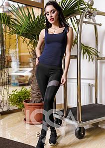 Спортивні штани ISSA PLUS 578 M чорний/мультиколор