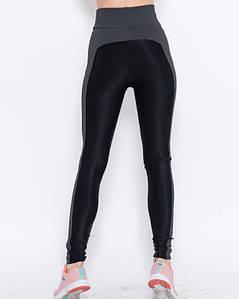 Спортивные штаны ISSA PLUS 9947 S черный/темно-серый