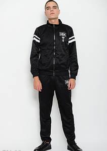 Спортивные костюмы ISSA PLUS GN-03 S черный