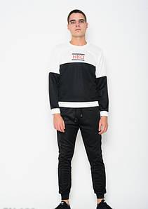 Спортивные костюмы ISSA PLUS GN-138 M белый/черный