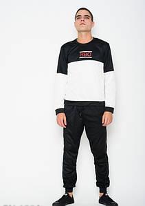 Спортивные костюмы ISSA PLUS GN-138A S черный/белый