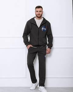 Спортивные костюмы ISSA PLUS GN-409 S темно-серый