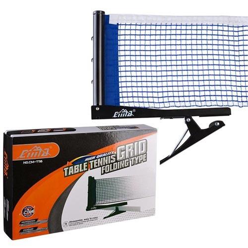 Сітка для настільного тенісу Cima, кріплення-кліпса, CM-T116.