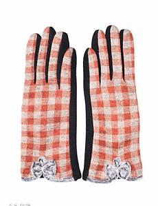 Женские перчатки ISSA PLUS 4152 Universal коричневый