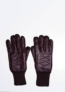 Женские перчатки ISSA PLUS 7883 Universal коричневый
