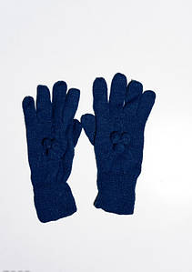 Женские перчатки ISSA PLUS 7892 Universal темно-синий