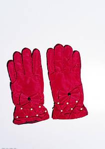 Женские перчатки ISSA PLUS 7875 Universal красный