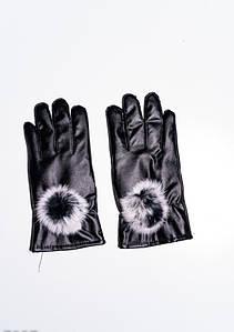 Женские перчатки ISSA PLUS 7887 Universal черный