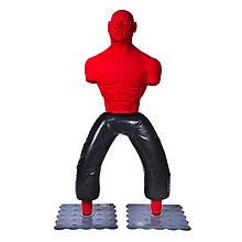 Lb Вох Men, силикон, с ногами, на присосках. M83-280952