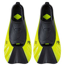 Lb Ласты для бассейна желтые 40-41 Dolvor Fit F368 M83-282258