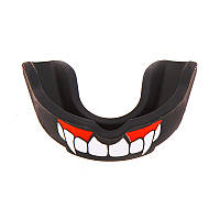 Lb Капа боксерская для зубов спортивная для бокса, для единоборств Venum детская черная M83-282126