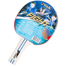Lb Ракетка для настольного тенниса, пинг-понга, теннисная Stiga Fight M83-281585