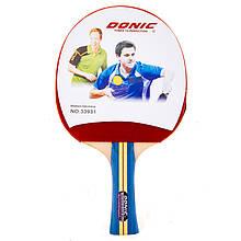 Lb Ракетка для настольного тенниса, пинг-понга, теннисная Donic 33931 M83-281566