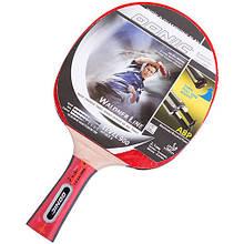 Lb Ракетка для настольного тенниса, пинг-понга, теннисная Donic Waldner Line 900 M83-281575