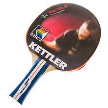 Lb Ракетка для настольного тенниса, пинг-понга, теннисная Kettler M83-281576