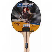 Lb Ракетка для настольного тенниса, пинг-понга, теннисная Donic Appelgren Line 100 M83-281568