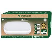 Світильник пилевологозахищений світлодіодний Enerlight Acqua 12Вт 4100К