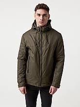 Чоловіча демісезонна куртка Riccardo V-1 Хакі