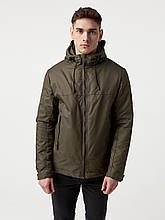 Мужская демисезонная куртка Riccardo V-1 Хаки