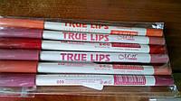 Професійна матова помада-олівець для жінок 6 шт./компл.