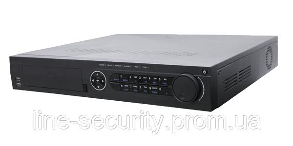 32-канальный сетевой видеорегистратор Hikvision DS-7732NI-E4-16P - Line Security в Черкассах