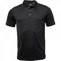 Поло Puma Icon Golf Black Black - Оригінал, фото 1