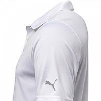 Поло Puma Icon Golf White White Оригінал, фото 1
