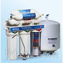 Фильтр для воды с обратным осмосом Crystal CFRO-550M шесть ступеней очистки