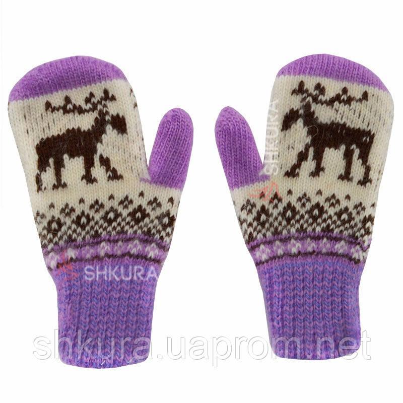 Жіночі рукавиці 07