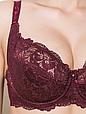 Бюстгальтер Diorella 61583D, цвет Бордовый, размер 80D, фото 3