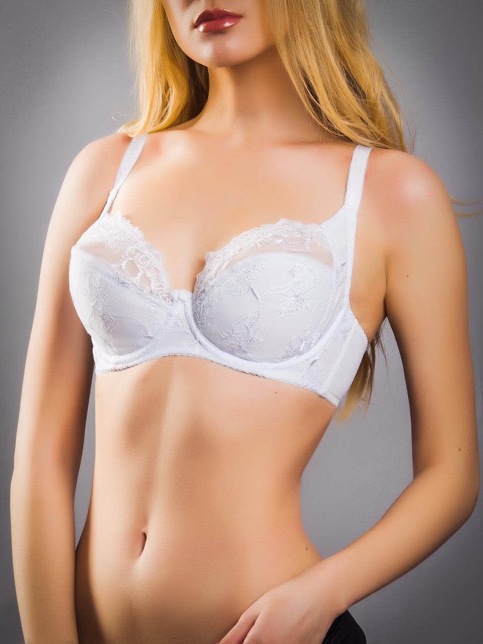 Бюстгальтер Diorella 34220C, колір Білий,  розмір 80C