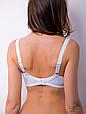 Бюстгальтер Diorella 34210E, колір Білий,  розмір 90E, фото 3