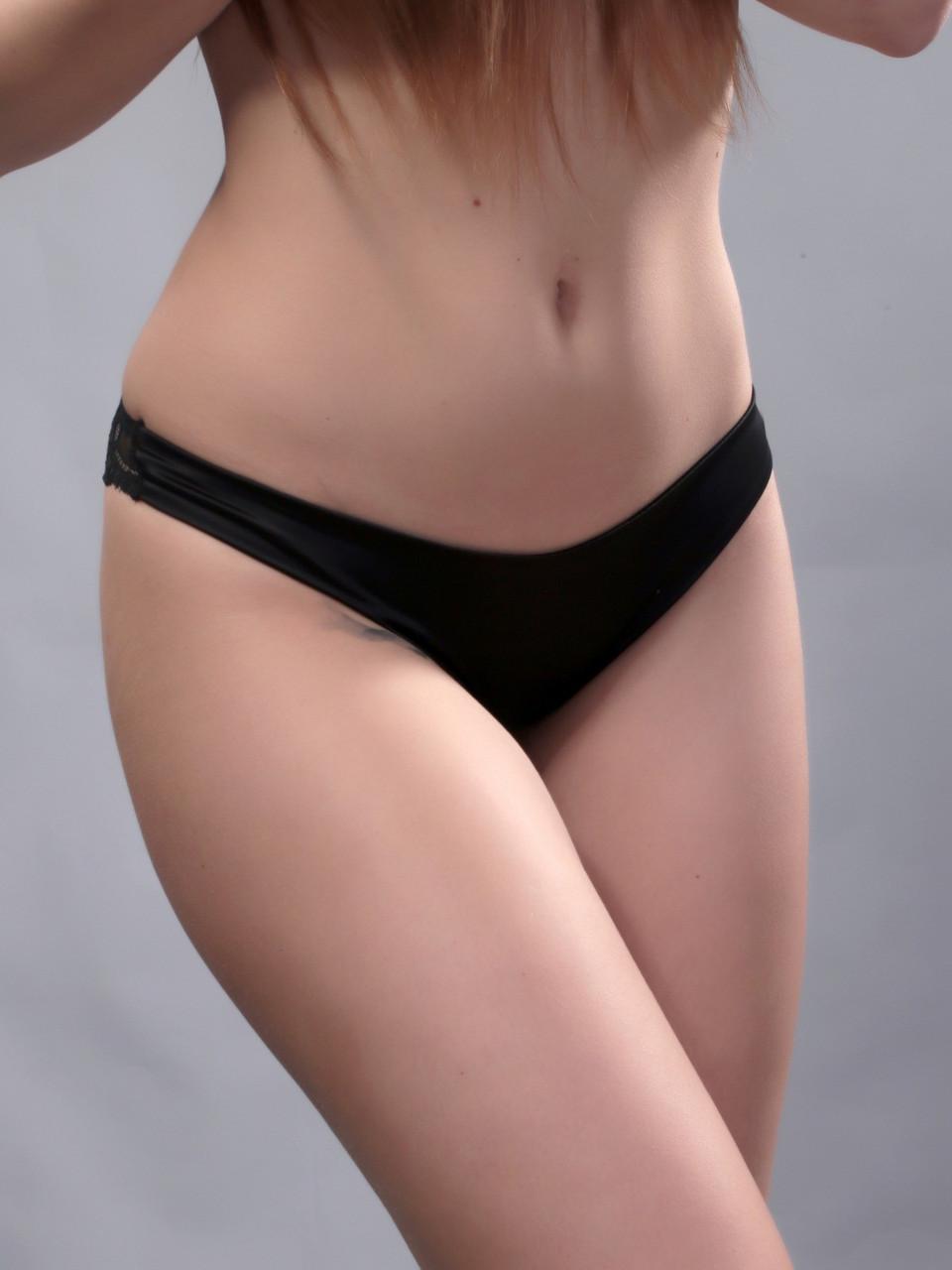 Трусики женские Acousma P6448H, цвет Черный, размер M