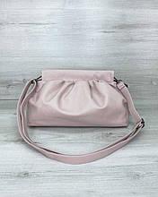 Женская сумка «Vivian» пудровая Welassie