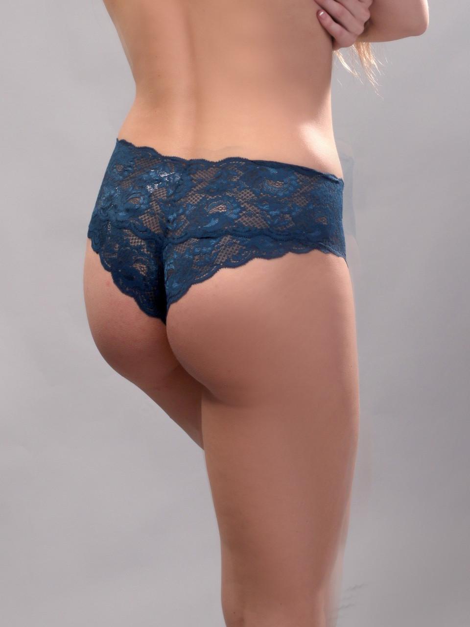 Трусики женские Acousma P6430H, цвет Темно-Синий, размер M