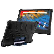 Чехол Silicon Lenovo Yoga Smart Tab YT-X705 Black