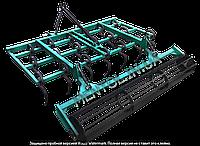 Культиватор пружинный для минитрактора ZV КН- 1,6П с катком, фото 1
