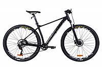 """Велосипед 29"""" Leon TN-60 2021 (черный (м))"""