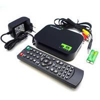 A20MEDIAPC - Dual Core TV Box, Allwinner A20, Android 4.2, 1G/4G, LAN, Аудио, ДУ