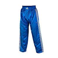 Штаны для кикбоксинга синие Contact Pant Climacool